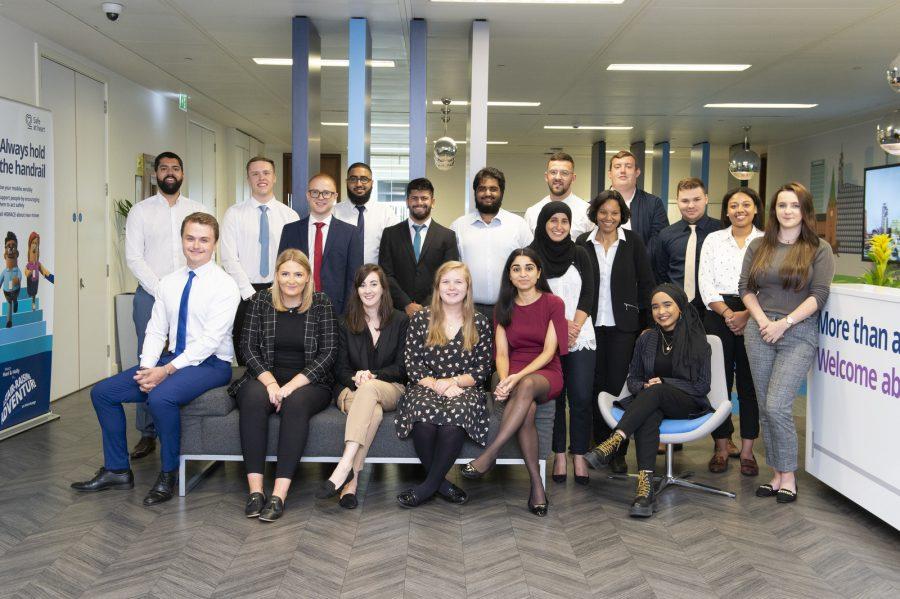 2019 Apprentice Cohort.