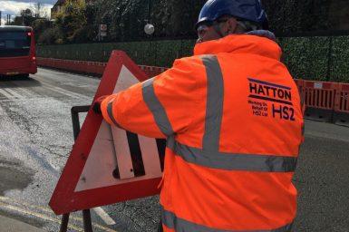 Closure and diversion of Station Road, Quainton