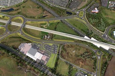 Road network improvements
