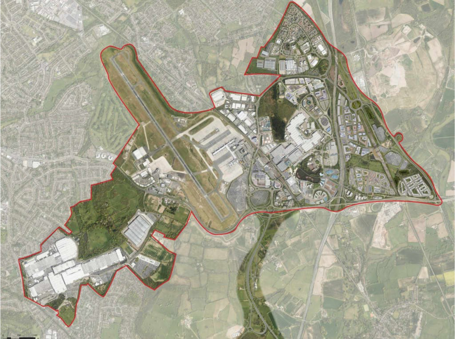 HS2 Interchange station - Working with Strategic Partners