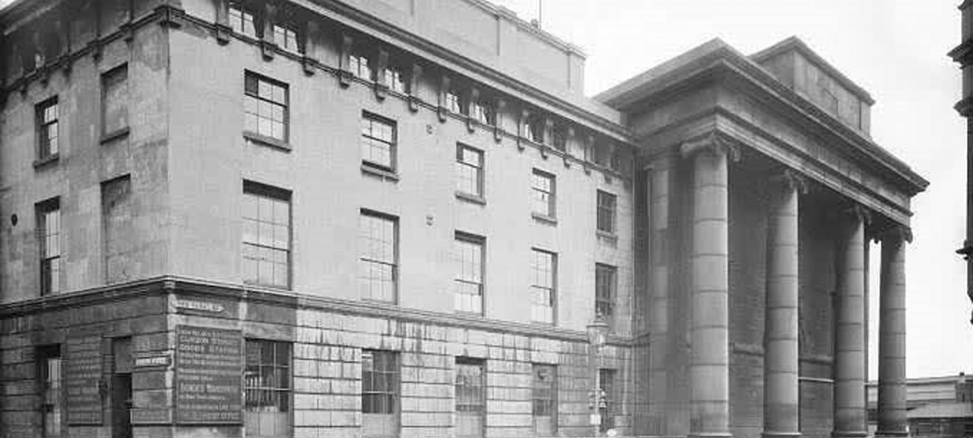 Old Curzon Street building c.1913